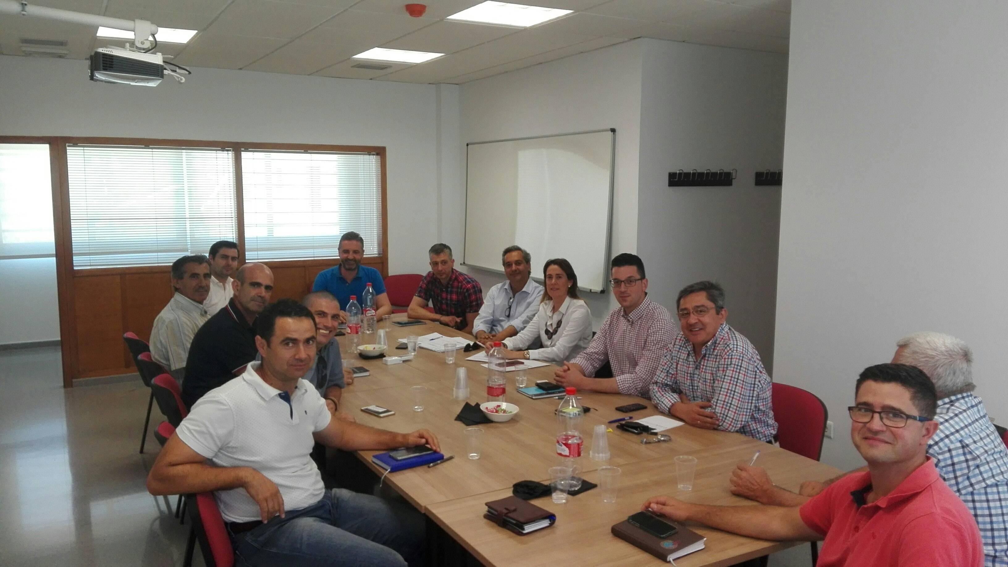 La  Biomasa en Andalucía se fortalece de la mano de CLANER.