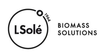 distribuidor de biomasa