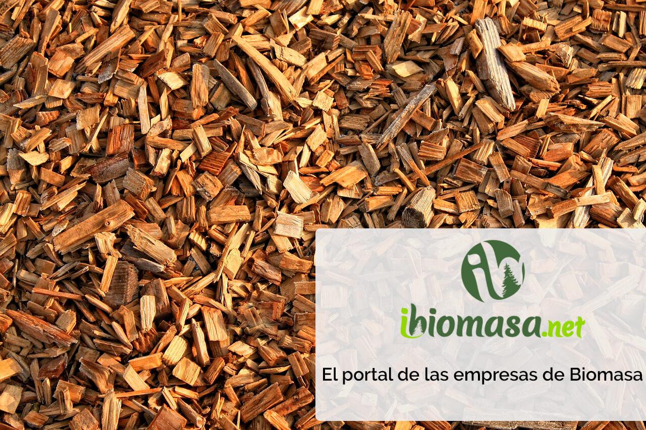 La planta de astilla y pellets en Cuenca estará operativa para este otoño.