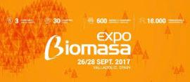 Expobiomasa 2017 cuenta con 600 empresas de 30 países.