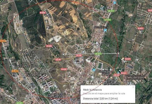 Central de Biomasa en León con capacidad de 40 Mw.